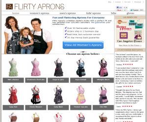 FlirtyAprons Discount Coupons
