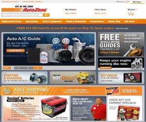 AutoZone Discount Coupons