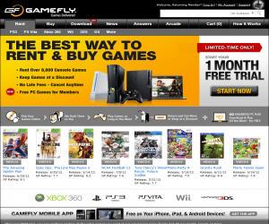 GameFly UK Discount Coupons