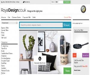 RoyalDesign UK Discount Coupons