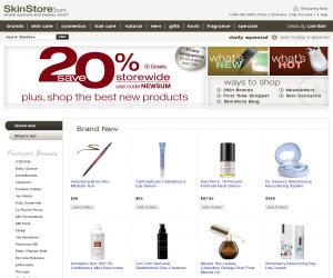 SkinStore Discount Coupons