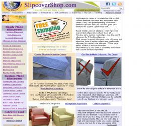 SlipCoverShop Discount Coupons