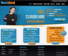 HostDeal Coupon Codes