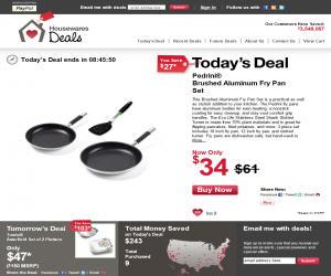 Housewares Deals Discount Coupons