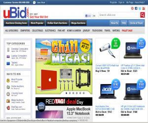 uBid Discount Coupons