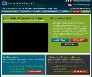 FilmMovement Discount Coupons