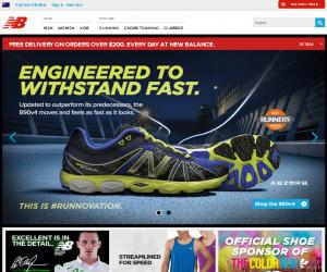 Shop New Balance NZ Discount Coupons