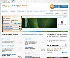 FamilyGetaway Discount Coupons