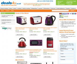 Deals4u UK Discount Coupons
