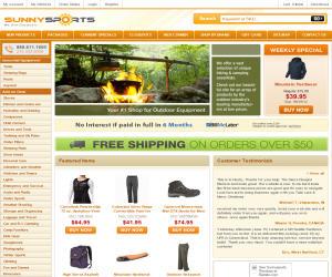 SunnySports Discount Coupons