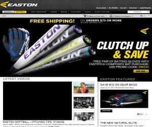 Easton Softball Discount Coupons