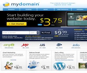 MyDomain Discount Coupons