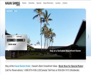 Kauai Sands Hotel Discount Coupons