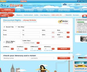 Sky Tours Discount Coupons