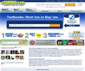 eCampus Discount Coupons