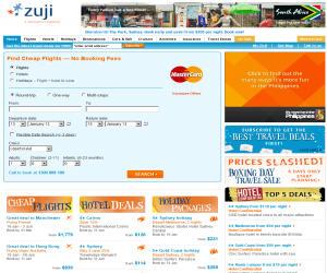 Zuji AU Discount Coupons