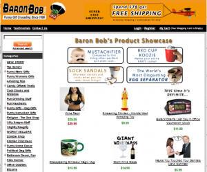 BaronBob Discount Coupons