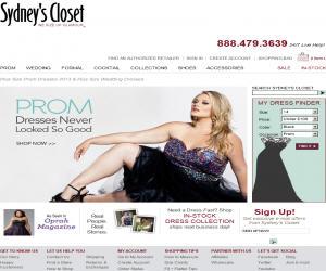 Sydneys Closet Discount Coupons