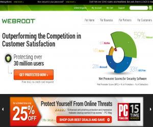 Webroot UK Discount Coupons