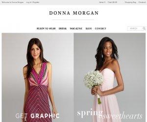 Donna Morgan Discount Coupons