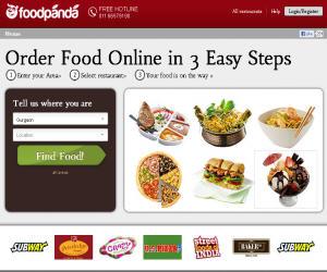 FoodPanda IN Discount Coupons