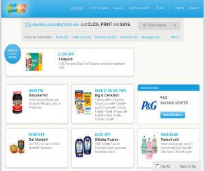 Coupons.com Discount Coupons