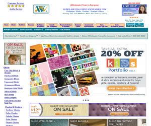 Wallpaper Wholesaler Discount Coupons