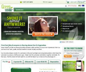 GreenSmoke Discount Coupons