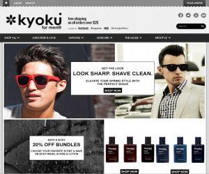 Kyoku For Men Discount Coupons