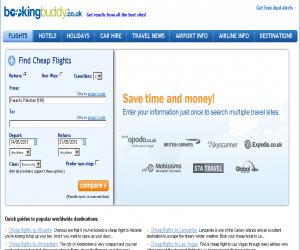 Booking Buddy UK Discount Coupons