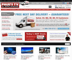 PaulsTV Discount Coupons