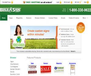 BuildASign Discount Coupons