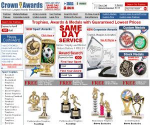 Crown Awards Discount Coupons