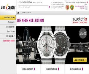 Uhrcenter DE Discount Coupons