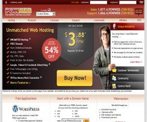 PowWeb Discount Coupons