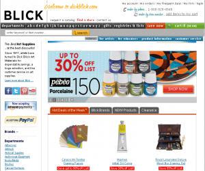 DickBlick Discount Coupons