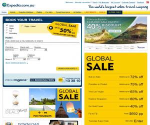Expedia AU Discount Coupons
