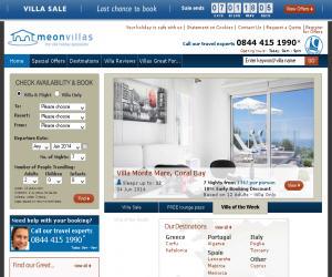 Meon Villas UK Discount Coupons