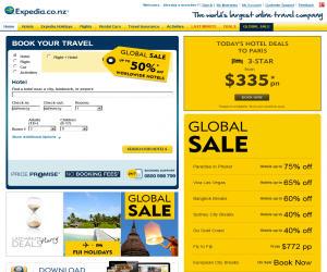 Expedia NZ Discount Coupons