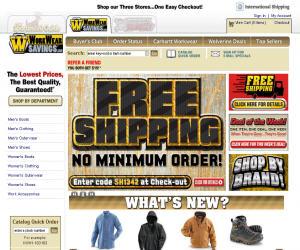 Workwear Savings Discount Coupons