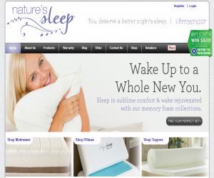 Natures Sleep Discount Coupons