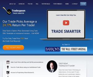 Tradespoon Discount Coupons