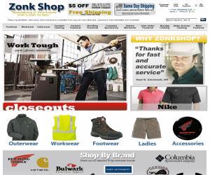 Zonk Shop Discount Coupons