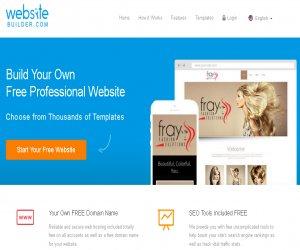 WebsiteBuilder Discount Coupons