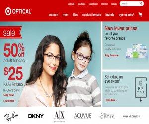 Target Optical Discount Coupons