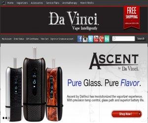 Da Vinci Vaporizer Discount Coupons