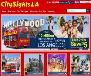City Sights LA Discount Coupons