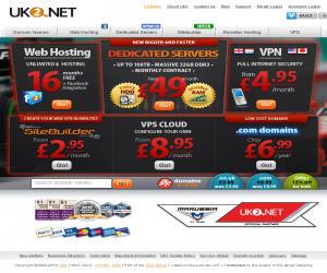 UK2NET Discount Coupons