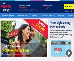 ParisPass Discount Coupons