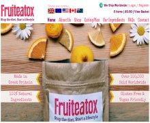 Fruiteatox Coupon Codes